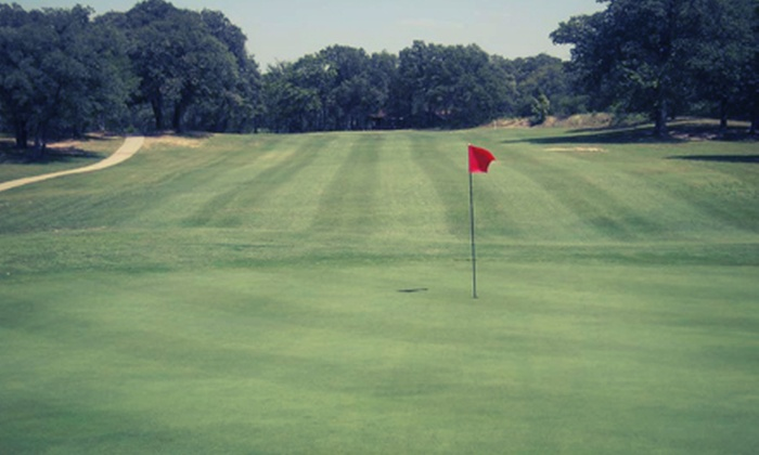 Nocona Hills Country Club - Nocona Hills: Two or Four Rounds of Golf with Cart at Nocona Hills Country Club (Up to 57% Off)