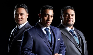 Sol3 Mio: Sol3 Mio on Saturday, February 13, at 7:30 p.m.
