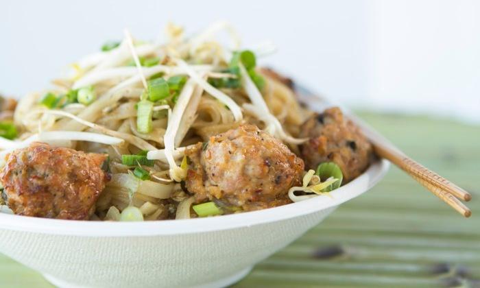 CHI-KU PAN ASIAN KITCHEN - American Fork: $12 for Pan Asian Cuisine and drinks at CHI-KU PAN ASIAN KITCHEN