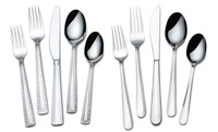 GROUPON: Sabatier 20-Piece Stainless Steel Flatware Sets Sabatier 20-Piece Stainless Steel Flatware Sets