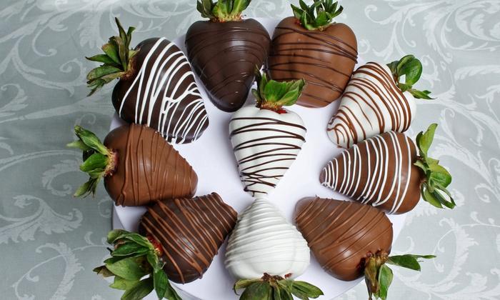 Chokolatta - North Hollywood: Chocolate-Covered Sweets from Chokolatta (40% Off)