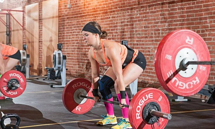 $39 for 12 Boot-Camp or CrossFit Sessions at Crossroads Bootcamp ($300 Value)