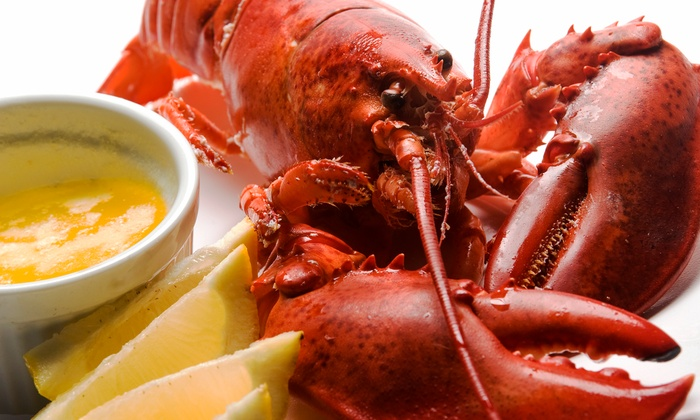 Hampton Lady Beach Bar & Grill - Hampton Bays: Seafood for Parties of Two or Four at Hampton Lady Beach Bar & Grill (50% Off)