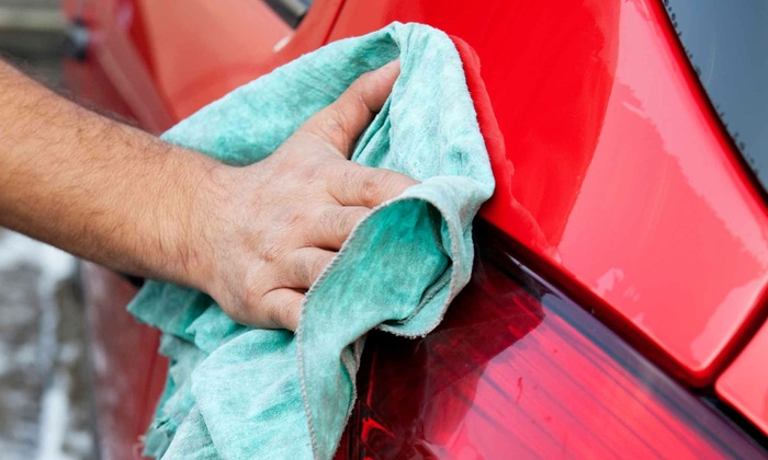 Arlington Car Wash and Detail - Palatine: Car Wash Packages at Arlington Car Wash and Detail (Up to 51% Off). Three Options Available.
