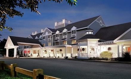 Groupon Deal: Stay with Breakfast Credit at Two Trees Inn in Ledyard, CT. Dates Available into March.