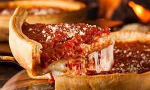 Rosati's Pizza: $9 for $15 Worth of Pizza, Pasta, and Sandwiches at Rosati's Pizza