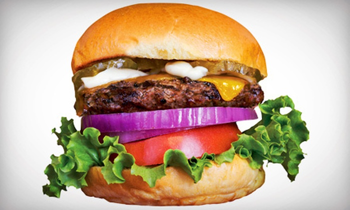 Burger Bros. - Towson: $6 for $12 Worth of Burgers and American Fare at Burger Bros.