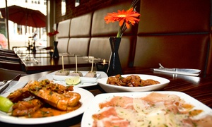 Soprano Tapas and Wine Bar: Tapas Meal for Two or Four at Soprano Tapas and Wine Bar (Up to 63% Off)