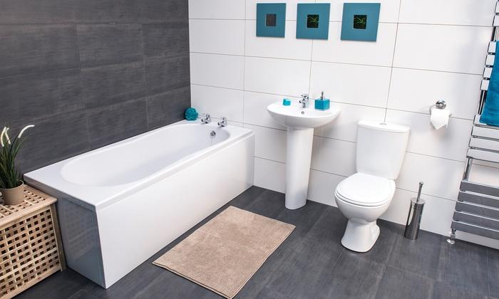 6 Piece Bathroom Suite