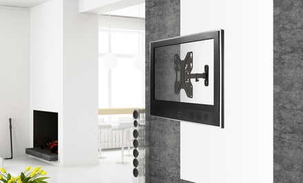 Argom Full-Motion TV Wall Mount for 13