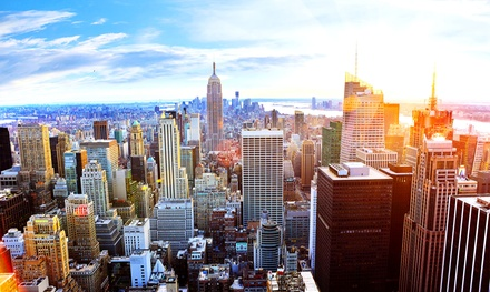 ✈ New York, Las Vegas, Los Angeles: 8Night Tour with International and Domestic Flights*
