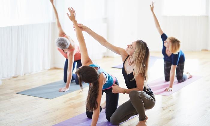 Sorell US - coral Gables: Three Yoga Classes at Sorell US  (60% Off)