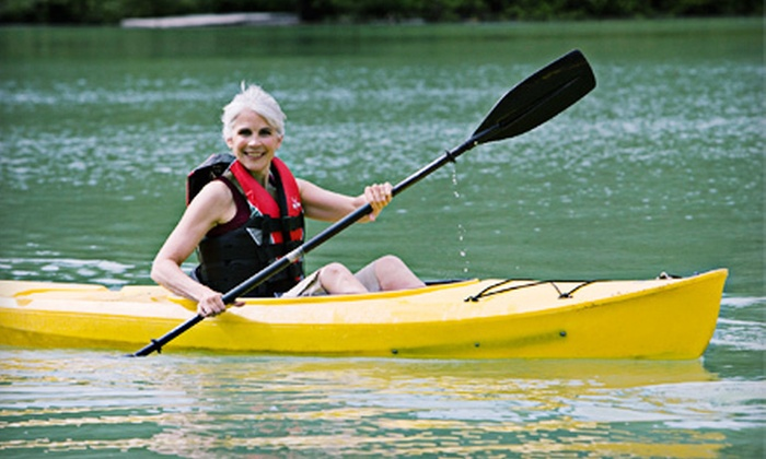 Iron City Outfitters - Pittsburgh: Two-Hour Guided Kayak Tour or Four-Hour Kayak Fishing Tour for Up to Four from Iron City Outfitters (Up to 62% Off)