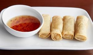 Sookk: Thai Food at Sookk (Up to 40% Off). Three Options Available.