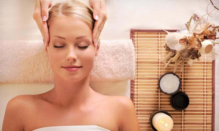 Kits Spa - Kitsilano: Massage with Facial and Option for Brazilian Wax at Kits Spa (Up to 53% Off)