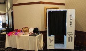 Platinum Productions, Incorporated: $547 for $995 Worth of Photo-Booth Rental — Platinum Productions, Incorporated