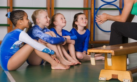 One or Four Weeks of Camp at Rising Stars Gymnastics Academy (Up to 53% Off)