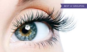 Artistic Lashes: One Set of Classic Look Eyelash Extensions with Optional Refill at Artistic Lashes (Up to 50% Off)