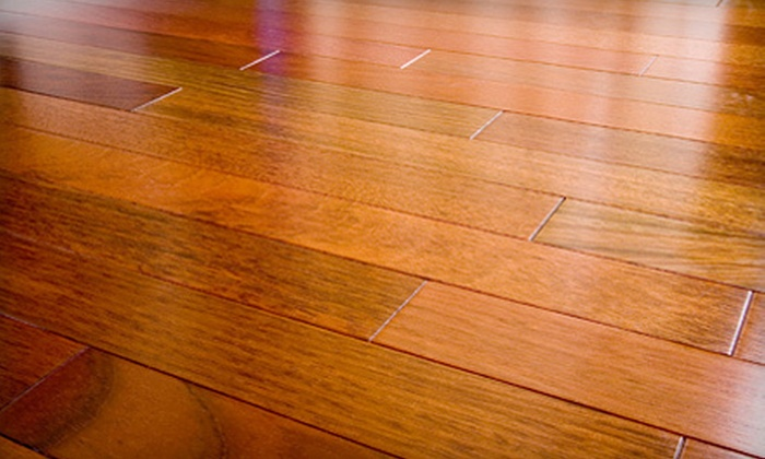 Eco-Clean NW - Seattle: Hardwood Floor Cleaning and Polishing or Refinishing from Eco-Clean NW (Up to 67% Off)