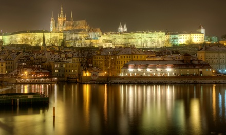 4* Prague Stay for 2 with Breakfast at Boutique Hotel Villa Milada