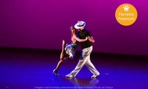 Paulo Pinheiro Studio de Dança: Paulo Pinheiro Studio de Dança – Jardim Botânico:1, 2 ou 3 meses de aulas de dança