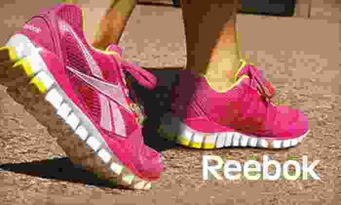 Reebok: $25 for $50 Worth of Athletic Shoes and Apparel from Reebok