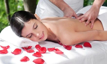 $63 for Two-Hour Couples Massage Class for Two at Fluidity Massage Institute ($169 Value)
