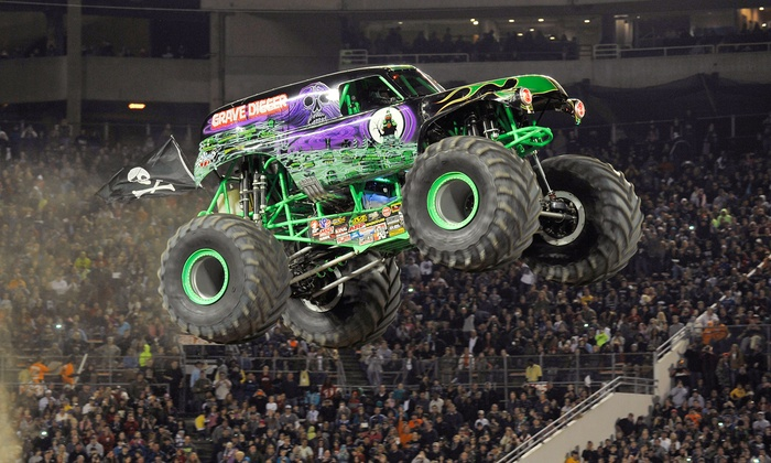 Monster Jam - Vivint Smart Home Arena: Monster Jam on Friday, January 22 at 7:30 p.m. or Saturday, January 23, at 2 p.m. or 7:30 p.m.