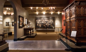 The Holland Museum: Four or Six Museum Admission Tickets, or Individual or Family Membership to The Holland Museum (Up to 52% Off)