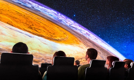 One-Year Individual or Family Membership at the Adler Planetarium (Up to 39% Off)