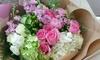 Value voucher towards Flowers