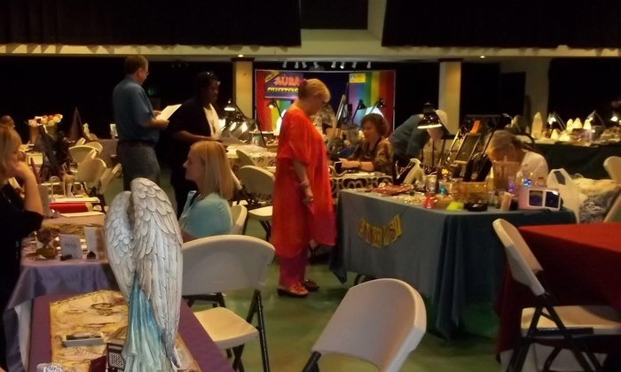 Spiritual Life Productions - GPS Location: Up to 43% Off Metaphysical Life Fair at Spiritual Life Productions