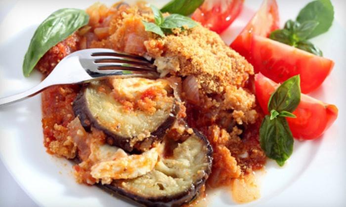 Christine's Cuisine - Ferndale: $20 Worth of International Food