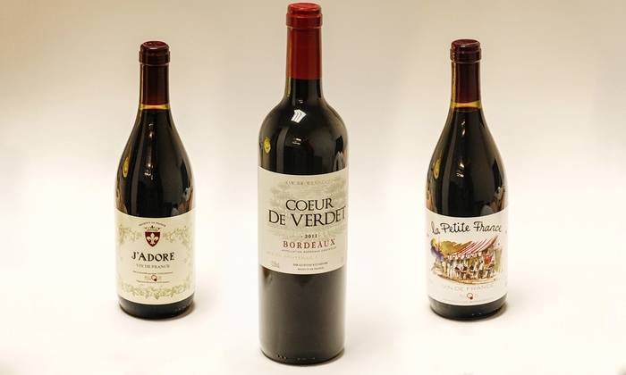 You & Me Wines & Spirits: Wine and Spirits from You & Me Wine & Spirits (Up to 67% Off). Two Options Available.