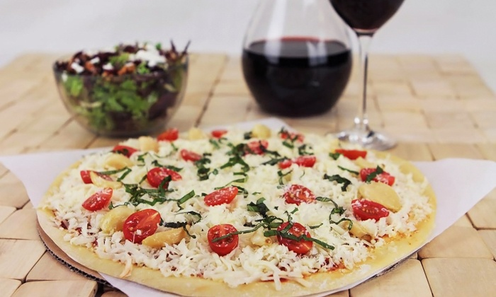 Zaw Artisan Pizza - Seattle: $15 for $25 Worth of Bake-at-Home Pizza and Drinks for Delivery from Zaw Artisan Bake-at-Home Pizza