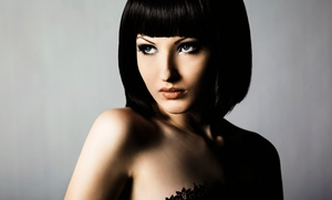 Shirin at VOILA Hair Design: One or Two Haircuts and Styles from Shirin at VOILA Hair Design (56% Off)
