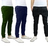 Galaxy by Harvic Men's Slim-Fit Cotton Joggers