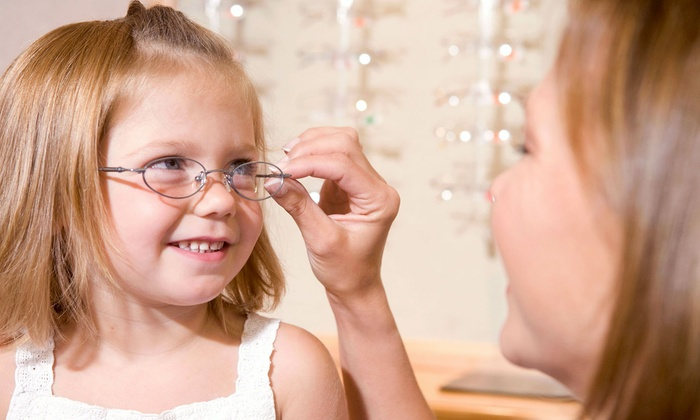 Eye-Deal Vision - Multiple Locations: $59 for $200 Toward Prescription Eyewear or Prescription Sunglasses at Eye-Deal Vision