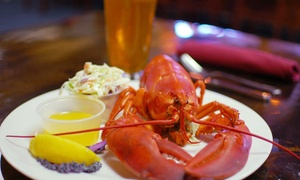 Captain Carlo's: $16 for $25 Worth of Seafood and More at Captain Carlo's