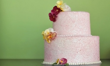 Baked Goods or Wedding Cake at Cake Flour (Up to 51% Off)