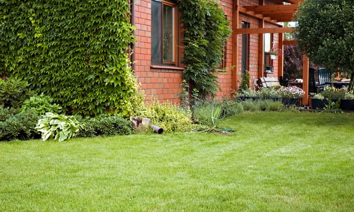 Greenblade Lawn Care - Gladstone: $25 for a Lawn Fertilization and Weed-Control Treatment from Greenblade Lawn Care ($55 Value)