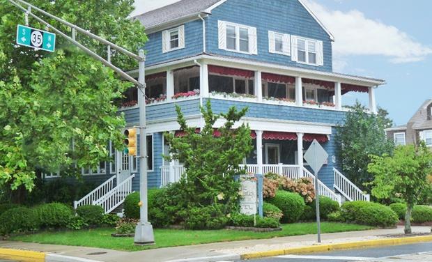 The Bentley Inn - Bay Head, NJ: Stay at The Bentley Inn in Bay Head, NJ, with Dates into November
