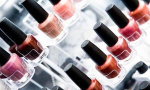 Your Hearts Desire Hair Studio: One or Two Mani-Pedis at Your Hearts Desire Hair Studio (Up to 47% Off)