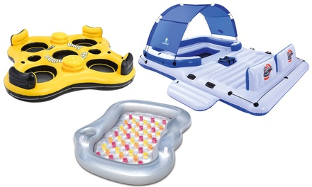 From $49 for Bestway Inflatable Floats