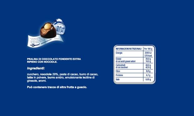 Ingredienti e valori nutrizionali 8aac07b5cb9