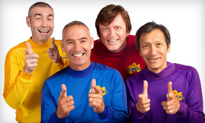 The Wiggles - Toronto: $40 for The Wiggles Concert at Ricoh Coliseum on Friday, October 5 or Saturday, October 6 (Up to $68 Value)
