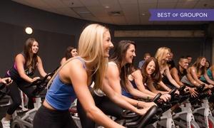 JoyRide Cycling Studio: 5 or 10 Indoor-Cycling Classes at JoyRide Cycling Studio (Up to 78% Off)