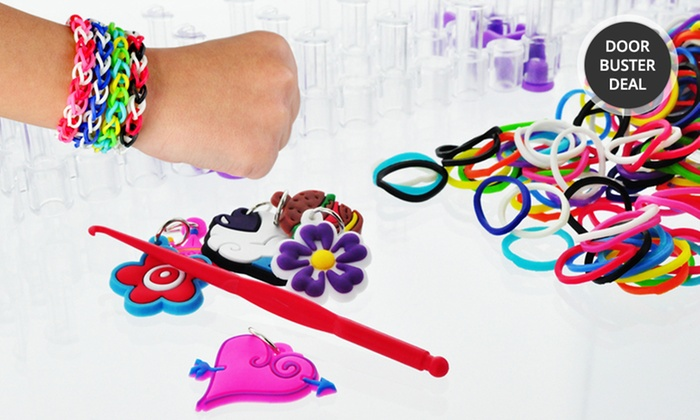 Royal Loom Bands Kit: Royal Loom Bands Kit. Free Returns.