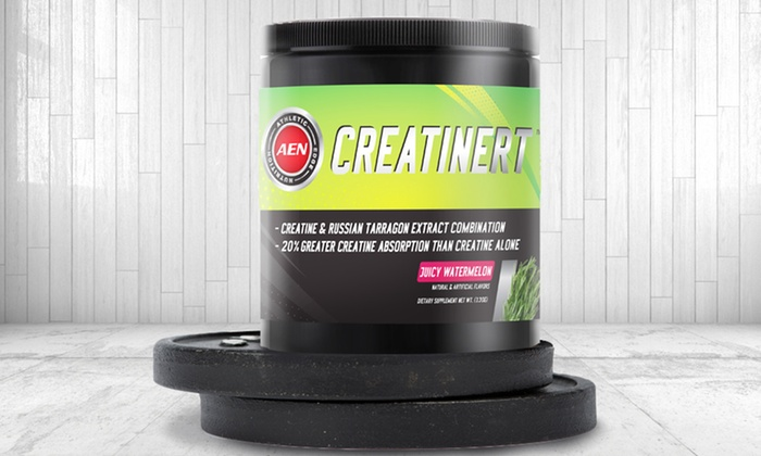 AEN CreatineRT Muscle Builder: $15.99 for AEN CreatineRT (130g) ($32.99 List Price). Multiple Flavors Available. Free Shipping.