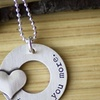 'I Love You More' Necklace